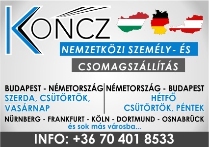Koncz&Koncz Transport