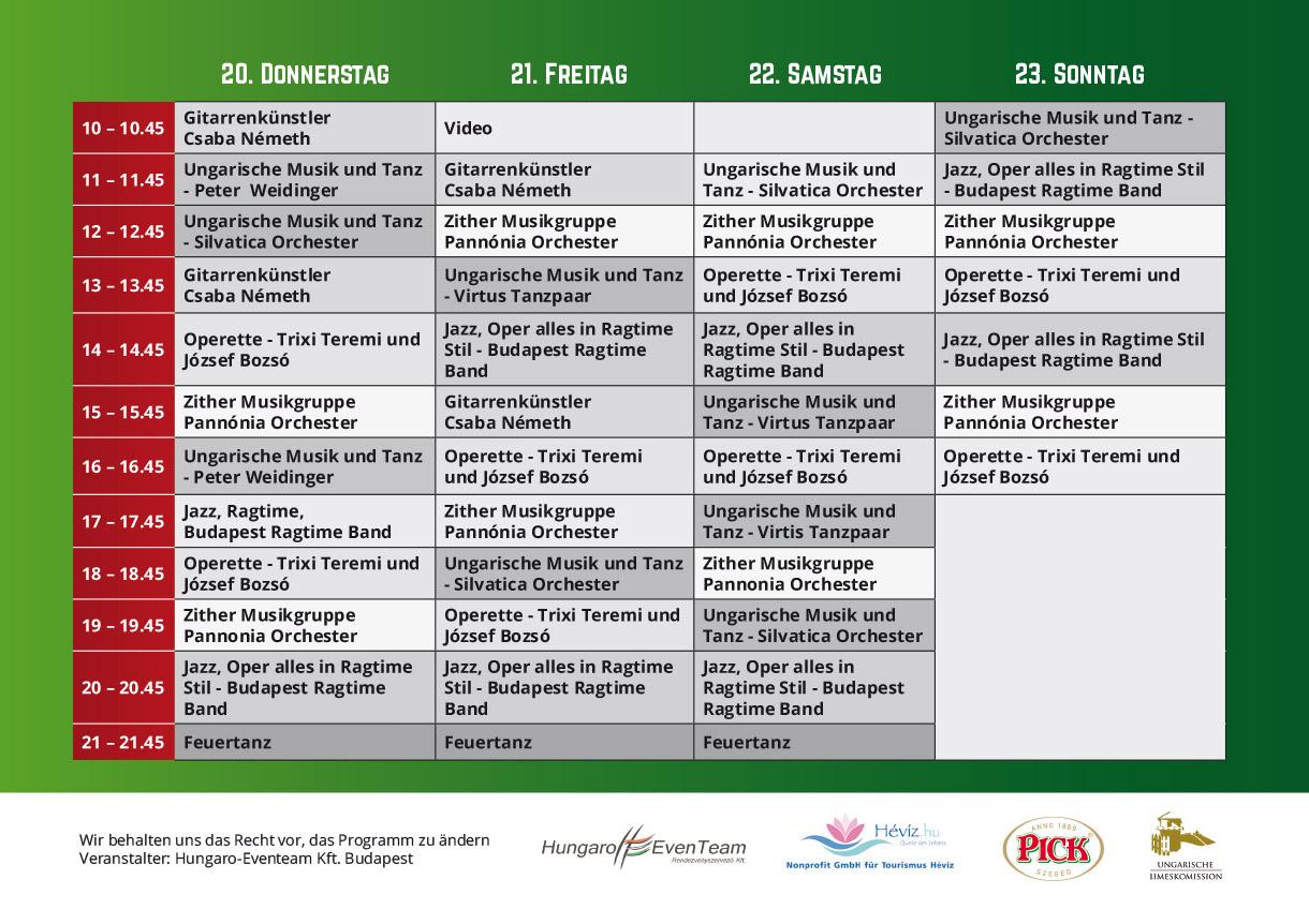 Íme a Frankfurti Magyar Kulturális Napok programja