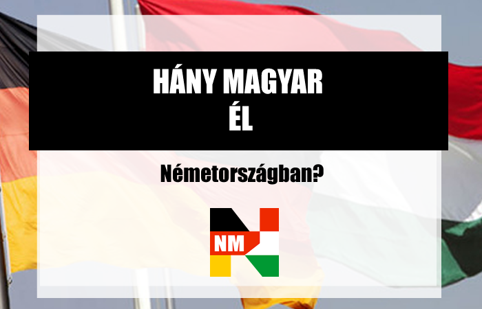 Hány magyar él Németországban