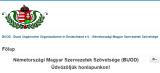 Németországi Magyar Szervezetek Szövetsége (BUOD)
