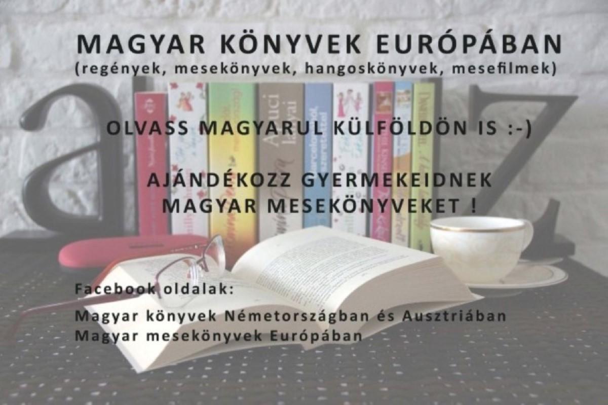 MAGYAR KÖNYVEK EURÓPÁBAN