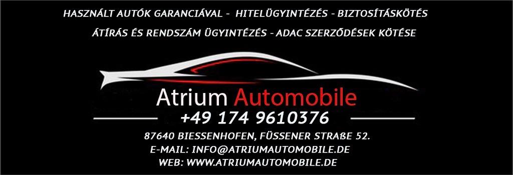 Atrium Automobile -  Használtautó vásárlás Németországban