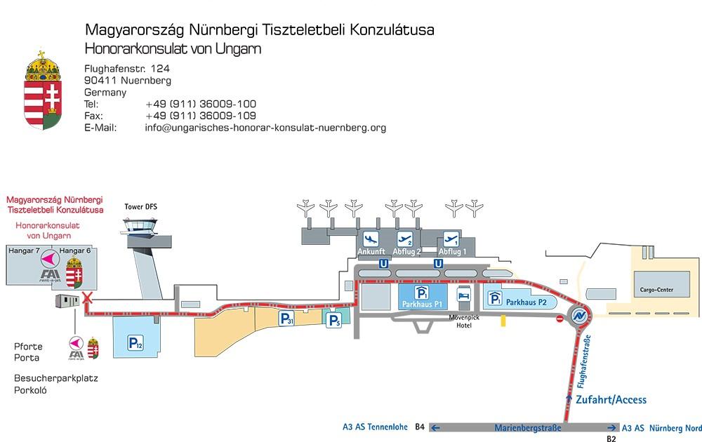 Nürnbergi magyar konzulátus