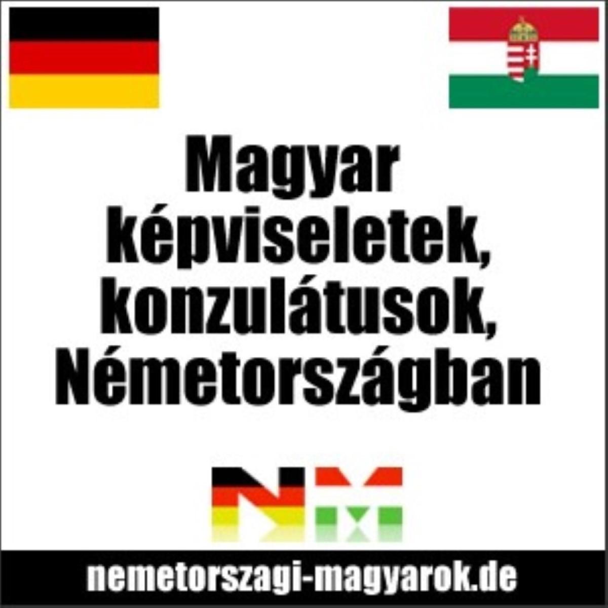 Magyarország Nagykövetsége Berlin