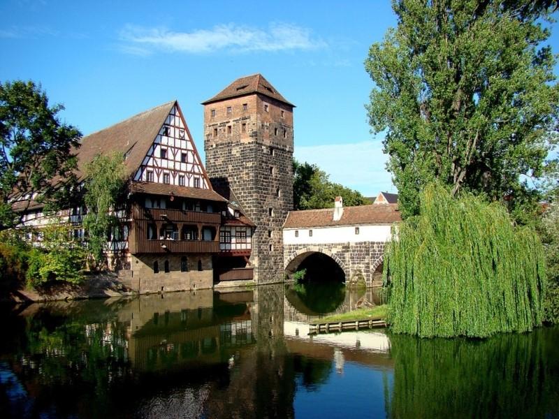 Nürnberg város