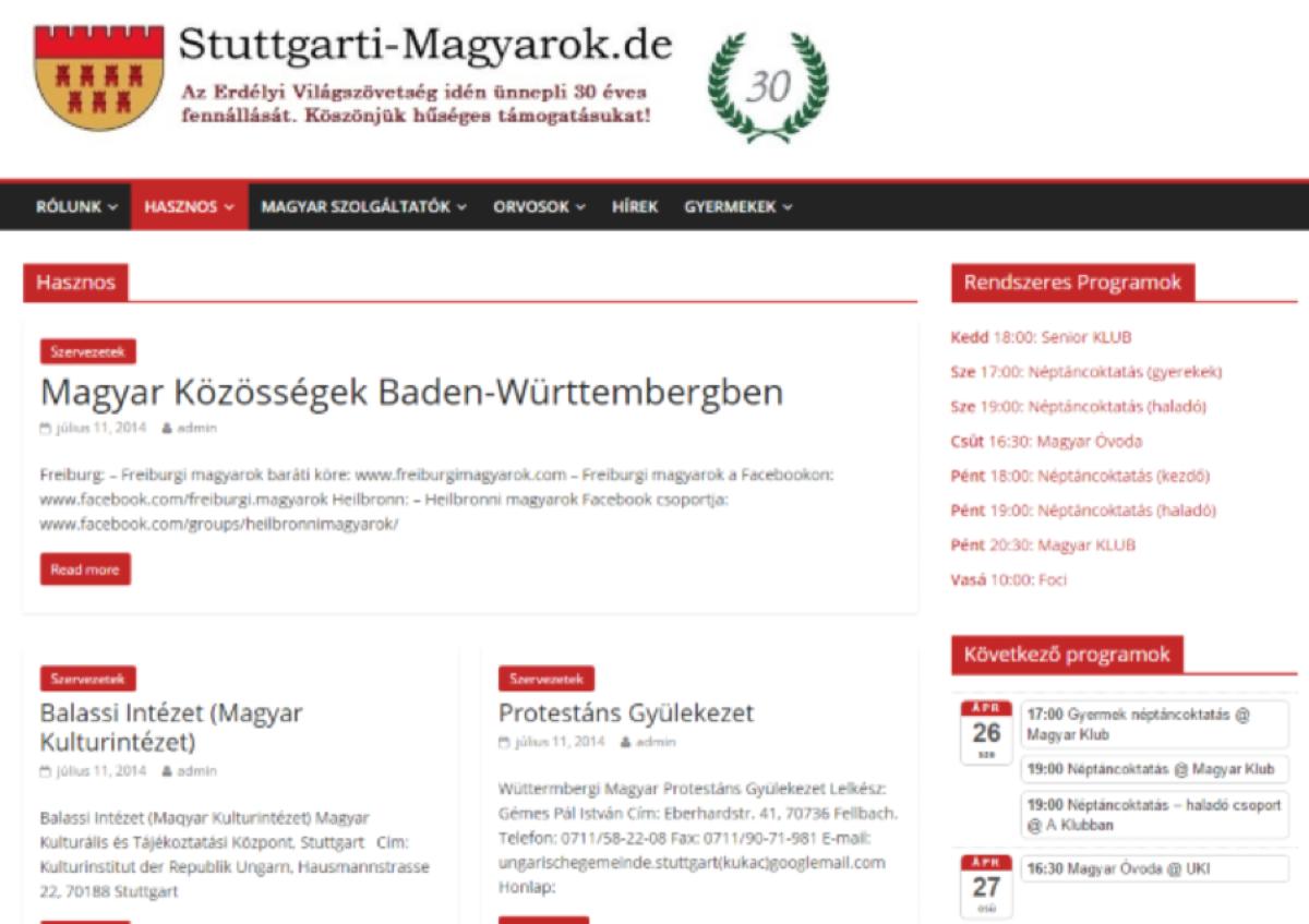 Stuttgarti Magyarok